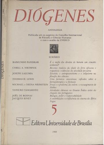 Diógenes -  Volume 5