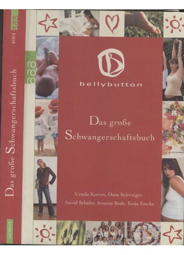 Das Grosse Schwangerschaftsbuch