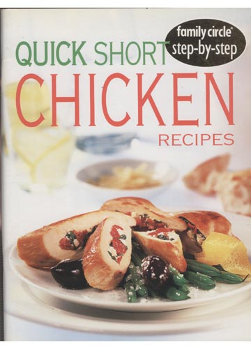 Quick Short Chicken Recipes