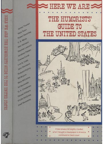 Here We Are - The Humorists' Guide to The United States