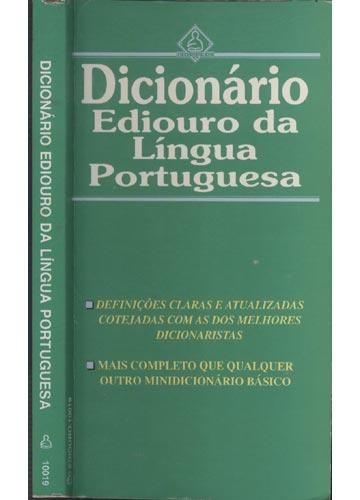 Dicionário Ediouro da Língua Portuguesa
