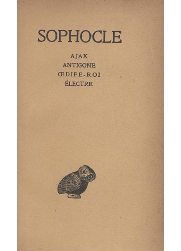 Sophocle - 2 Volumes