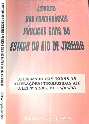 Estatuto dos Funcionários Públicos Civis do Estado do Rio de Janeiro