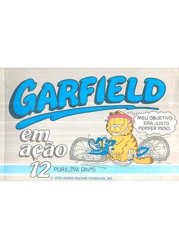Garfield em Ação - Nº.12