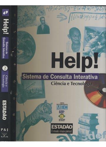 Help! - Sistema de Consulta Interativa - Ciência e Tecnologia - Volume 2