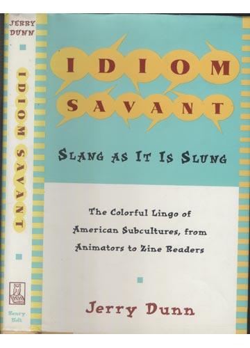 Idiom Savant