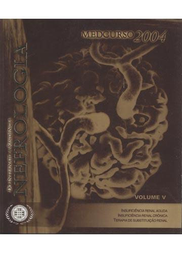 Nefrologia - Volume 5 - Medcurso 2004