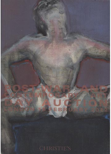 Post-War and Contemporary Art Day Auction - London - 15 February 2012