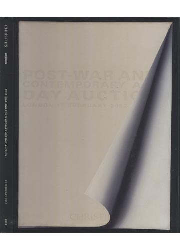 Christie's - London - Post War and Contemporary Art Day Auction - 15 February 2012