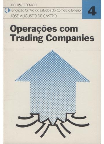 Operações com Trading Companies