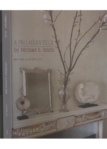 Christie's - New York - A Palladian Villa - 23-24 April 2013