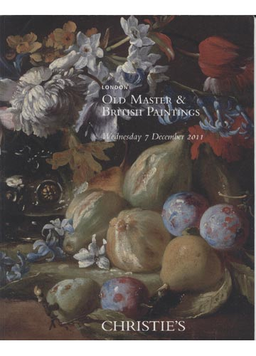 Christie's - London - Old Master & Bristish Paintings - 7 December 2011
