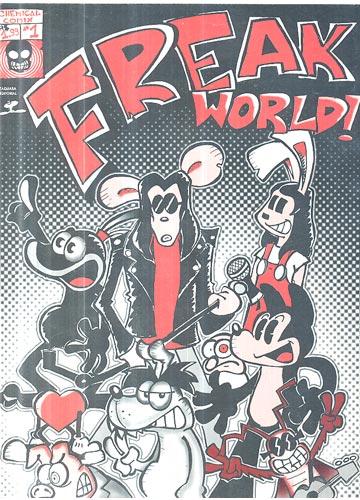 Freak World! - Nº.01