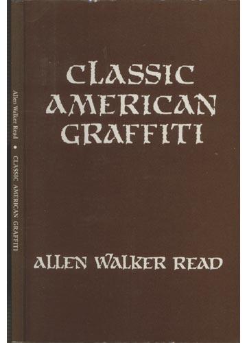 Classic American Graffiti