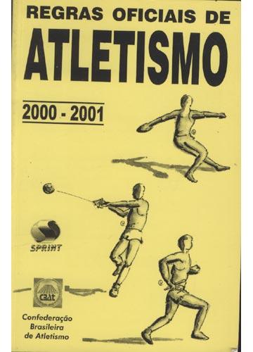Regras Oficiais de Atletismo