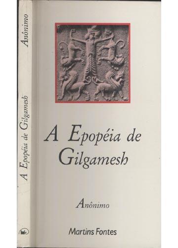 o livro a epopeia de gilgamesh