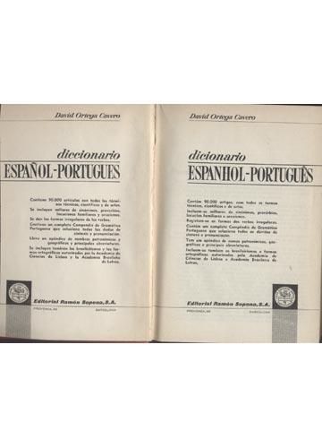 Diccionario - Español - Portugués