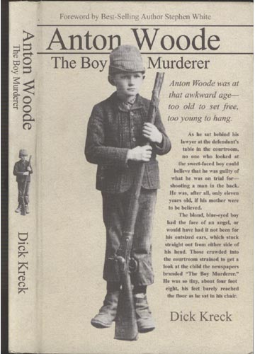 Anton Woode - The Boy Murderer