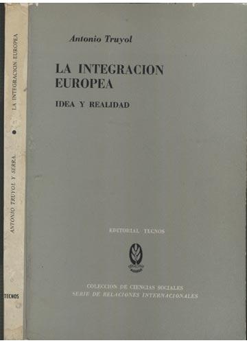 La Integracion Europea