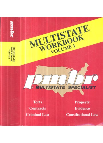 Multistate Workbook - Volume 1
