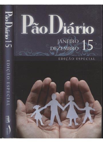 Pão Diário - Nº.15 - Edição Especial