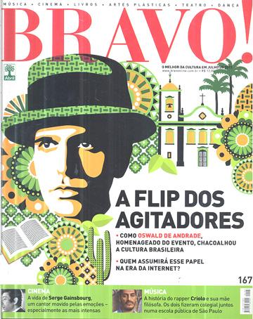 Bravo! - Ano 2011 - N°.167