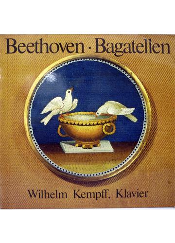 Beethoven - Bagatellen