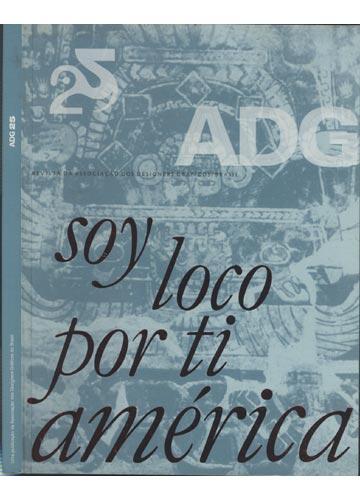 ADG 25 - Soy Loco Por Ti América