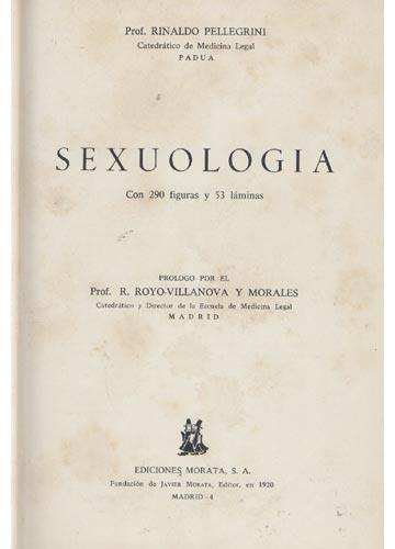 Sexuologia