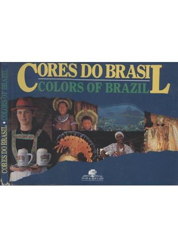 Cores do Brasil - Colors of Brazil