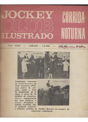 Jockey Club Ilustrado - Ano XXIII - Nº.1591