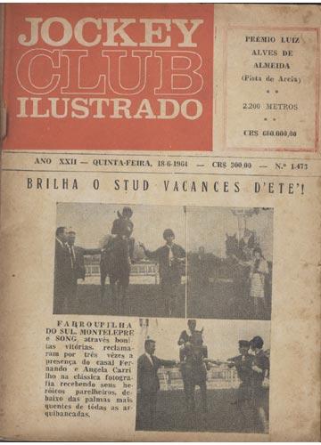 Jockey Club Ilustrado - Ano XXII - Nº.1473