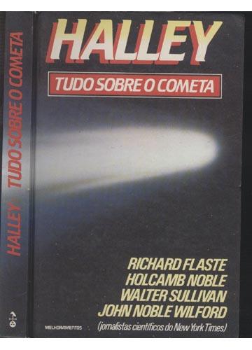 Halley - Tudo Sobre o Cometa