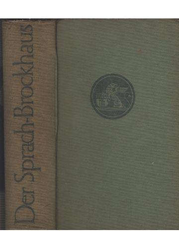 Der Sprach-Brockhaus