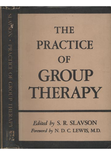 The Practice of Group Therapy