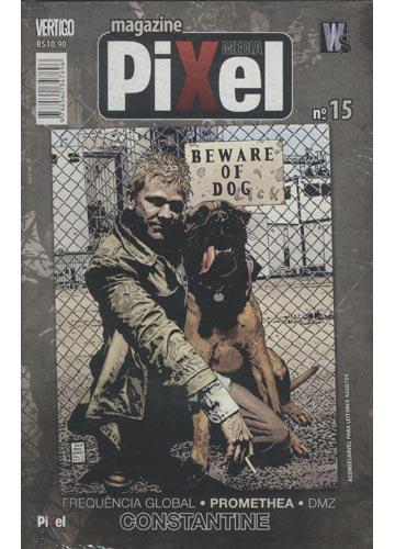 Pixel Magazine - Nº.15