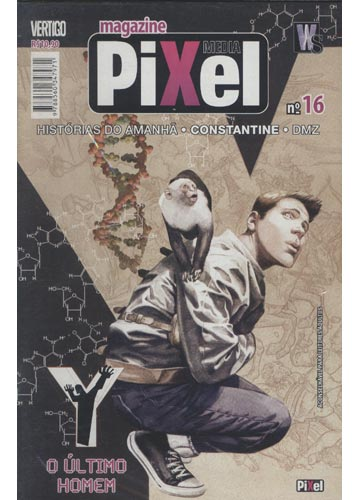 Pixel Magazine - Nº.16