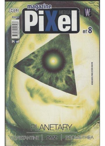 Pixel Magazine - Nº.08