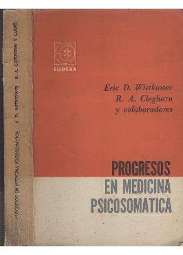 Progresos en Medicina Psicosomatica