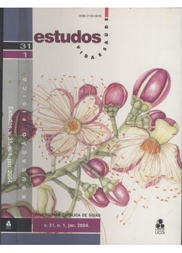 Estudos - Volume 31 - Nº.1 - Jan. 2004