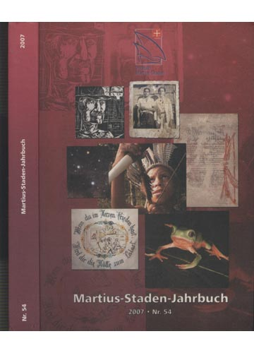 Martius-Staden-Jahrbuch - Nr 54 - 2007