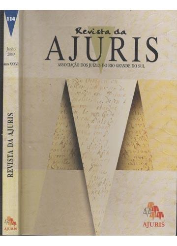 Revista da AJURIS - Ano XXXVI - Nº.114 junho de 2009