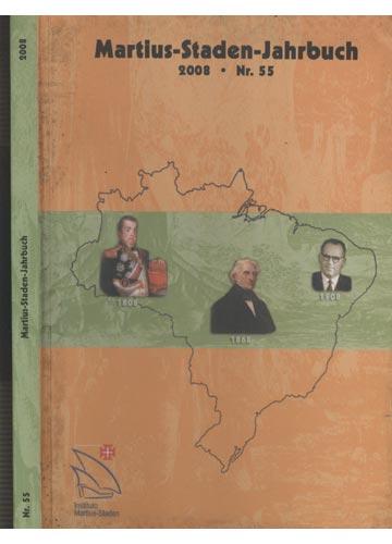 Martius-Staden-Jahrbuch - Nº.55 - 2008