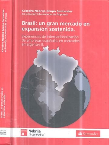 Brasil - Un Gran Mercado en Expansión Sostenida
